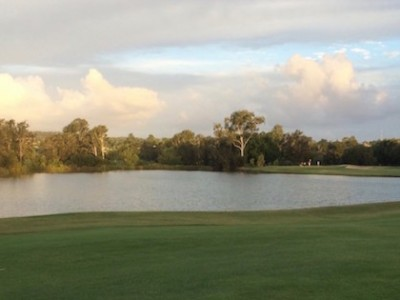 The Brisbane Golf Club Red Tees June 2016