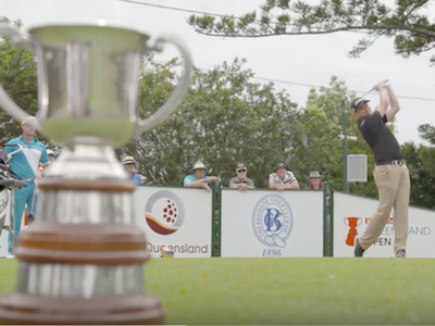 Isuzu Queensland Open Round 4 highlights video