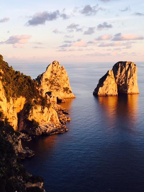 296 Best Amalfi Coast and Capri images in 2017 ... |Capri Italy Golf