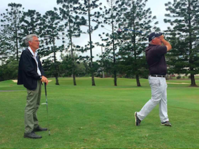 Brisbane Golf Club Long Game Masterclass