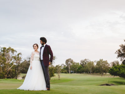 Tennyson's Garden at The Brisbane Golf Club
