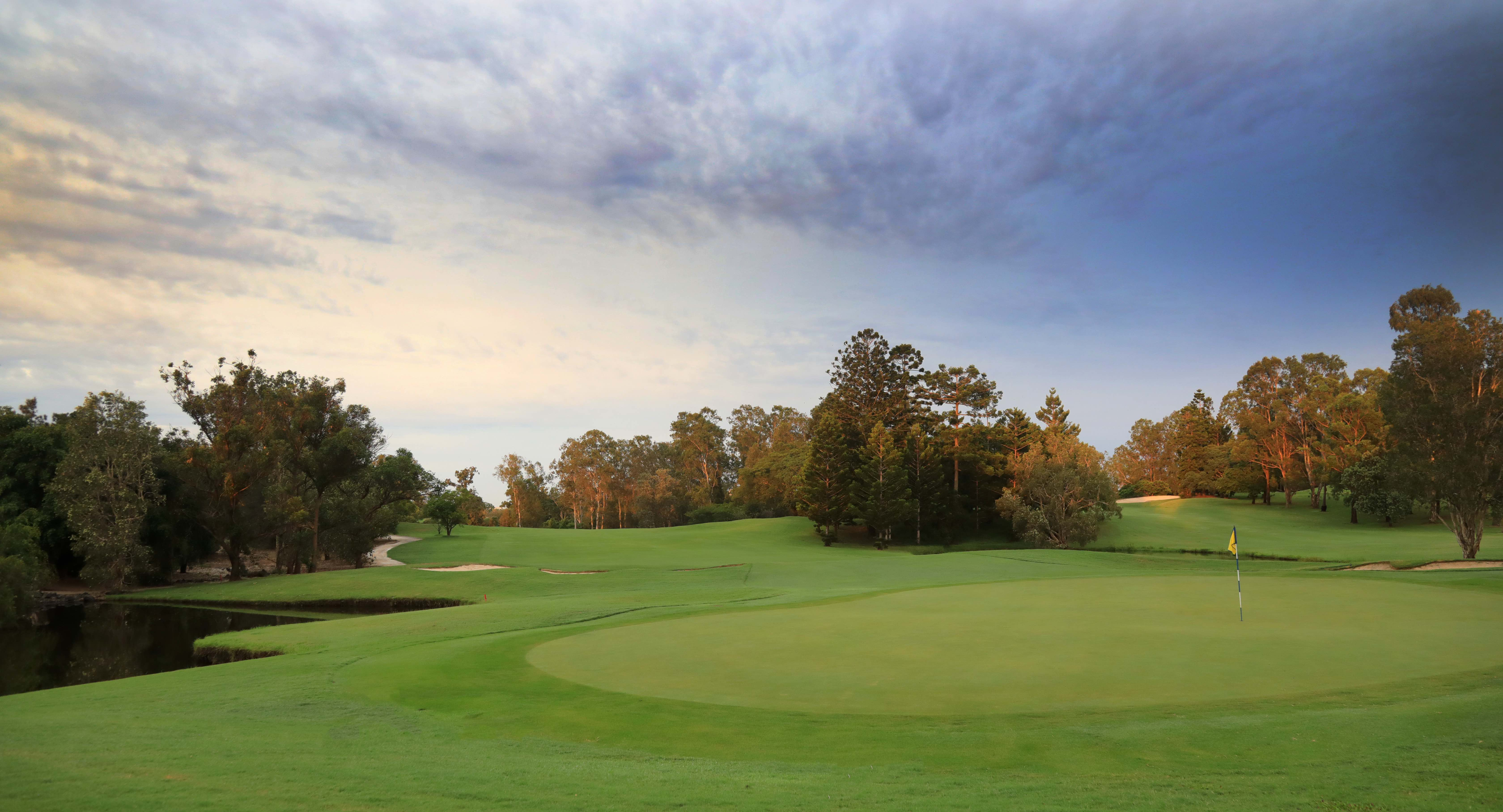 Welcome to The Brisbane Golf Club | Established in 1896