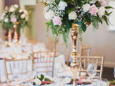 Brisbane Wedding Reception at Brisbane Golf Club Lauchlan and Lisas Wedding